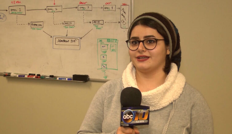Mtu Students Disappointed In Travel Ban Abc 10 Cw 5