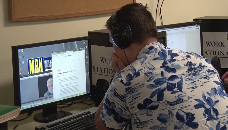 Class teaches students the basics of broadcasting - ABC 10/CW 5