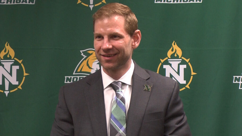 WCHA: NMU Tabs Potulny As New Hockey Head Coach