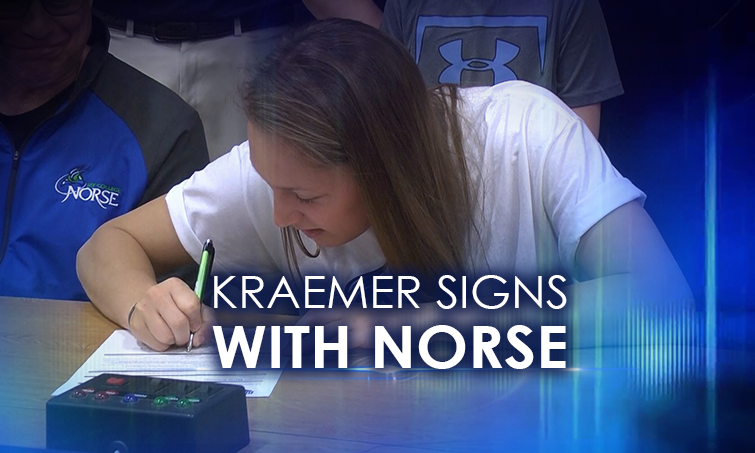kraemer signs with norse  cw 5