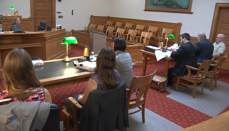 bench trial begins in landlord vs tenant case abc 10 cw 5