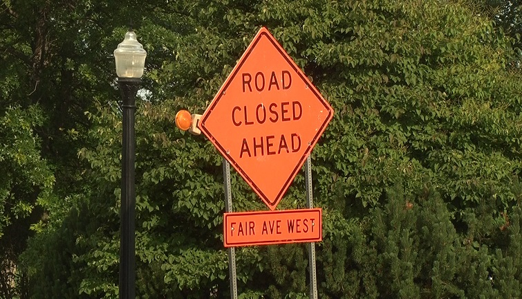 Phase 1 of reconstruction on Presque Isle Avenue begins - ABC 10/CW 5