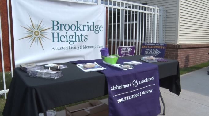 Care facility holds annual pig roast fundraiser abc 10 cw 5 for Brookridge heights