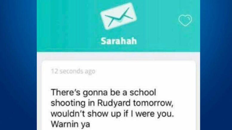 U P  school investigates school shooting threat - ABC 10/CW 5