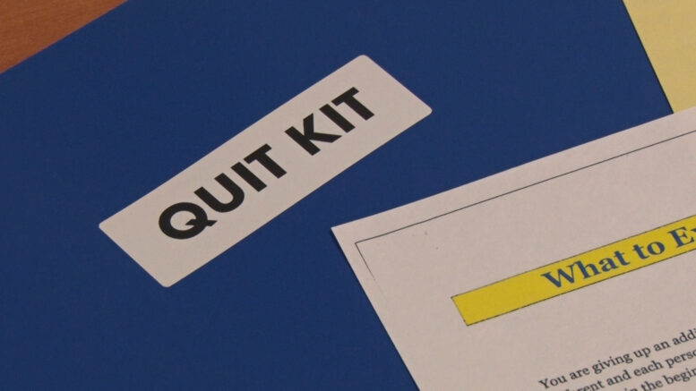 Smokers Find Help Through Group Support Counseling