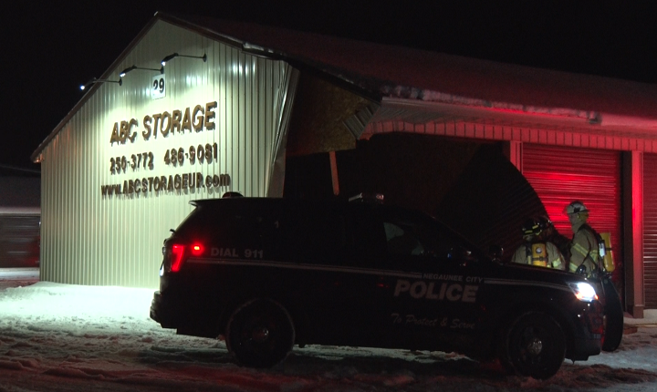 Accident in Negaunee due to car driven through storage unit & Accident in Negaunee due to car driven through storage unit - ABC 10 ...