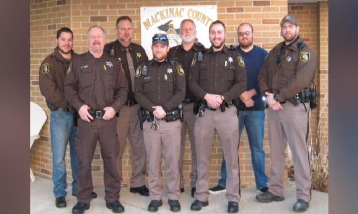Deputies donate