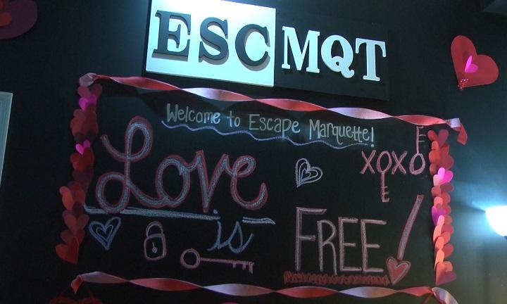 Escape Room Marquette