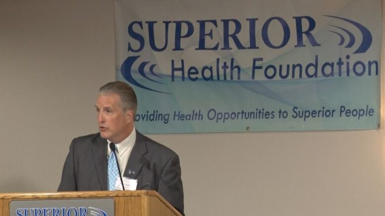 Superior health foundation awards over 100 000 in grants for Superior foundation