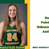 Makaylee Kuhn earns GLIAC North Player of the Week honors